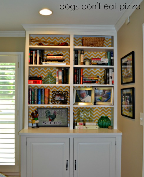 right side finished, how-to,attaching fabric, inexpensive materials, easy weekend project, decor change-up