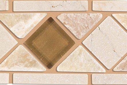 TAD5492 Moaic Stone, Mohawk Residential Tile, bathroom trends, bathroom ideas, spa feel,