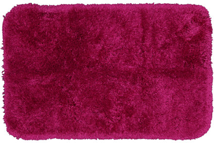 pink bathmat from Mohawk Home, comfortable bathmat, Mohawk Home, bathroom trends, bathroom ideas, spa feel,