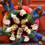 Jeff Foxworthy Wreath Challenge Close-Up - Dogs Don't Eat Pizza
