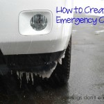How to create an emergency car kit - Dogs Don't Eat Pizza