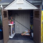 finished-garden-shed - Dogs Don't Eat Pizza
