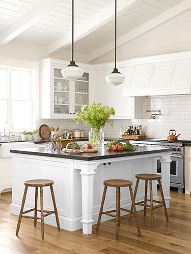 island - Dream-Kitchen - Mohawk Homescapes