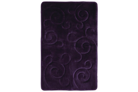 scrollwork-bath-rug - Mohawk Homescapes