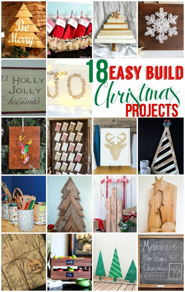 easy-build-christmas-projects