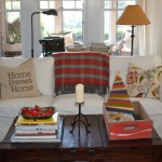 living room sofa with blanket - Mohawk Homescapes