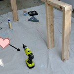 I love my drill - five tools I can't DIY without - Dogs Don't Eat Pizza