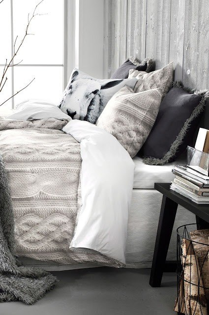 Add pillows and warm linens - cozy spaces - Mohawk Homescapes
