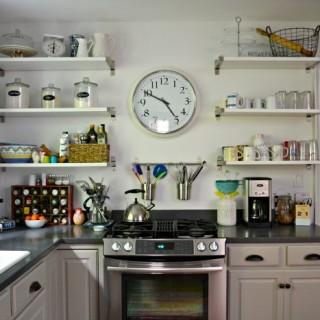 Renovated kitchen - one of your favorite posts - Dogs Don't Eat Pizza