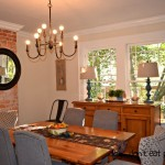 Dining Room in New-To-Us House - designing a dining room - Dogs Don't Eat Pizza