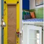 If you have an old door, I've got a project. Five projects repurposing old doors - from dogsdonteatpizza.com
