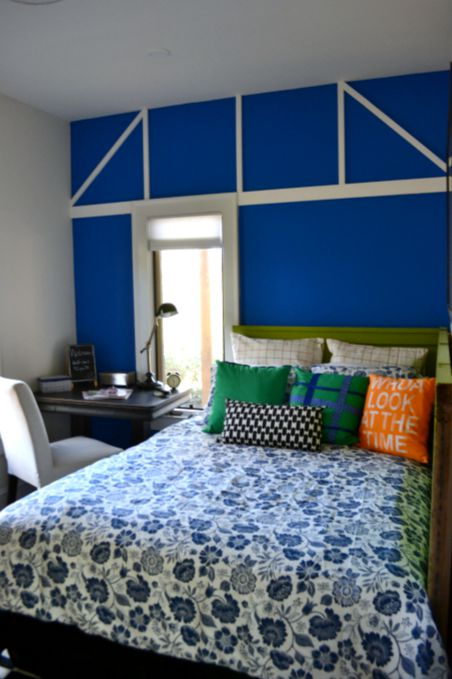 Use paint to make a big impact for small cost in a room - Mohawk Homescapes