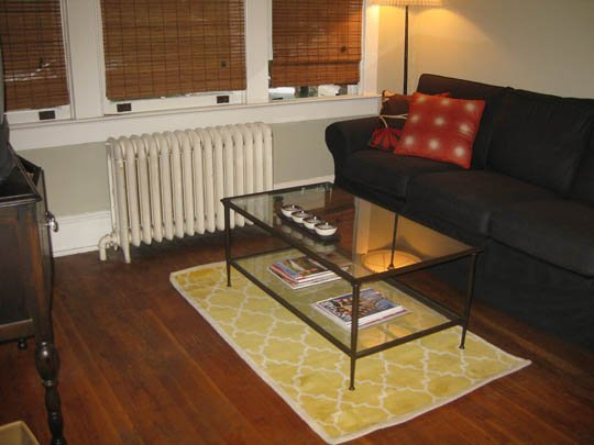 small area rug under coffee table - how to arrange furniture around an area rug - Mohawk Homescapes