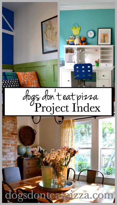 Project Index - dogsdonteatpizza.com