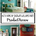 HGTV Home by Sherwin Williams Paint Product Review - dogsdonteatpizza.com