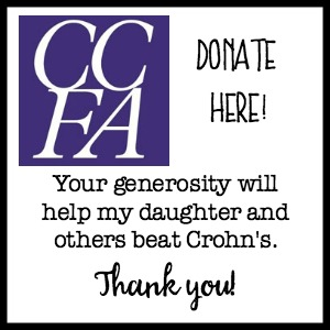Donate to CCFA - Thank you!