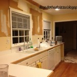 Farewell Old Kitchen...and Thanks