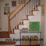 From Beige to Bright: Our Entry Hall and Stairs