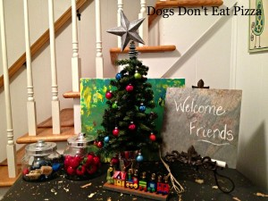 We celebrate both Christmas and Hanukkah at our home. Here's how I decorate for two holidays. thediybungalow.com