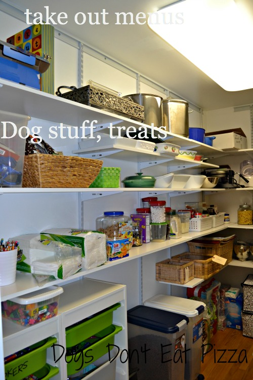 How to get and keep an organized pantry - thediybungalow.com