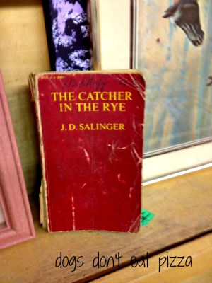 catcher in the rye at the thrift store
