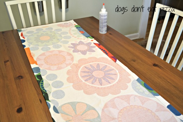 Make a new runner for $3.50 and 30 minutes! - DogsDontEatPizza.com