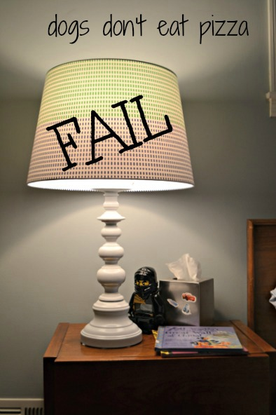 lamp project fail at thediybungalow.com