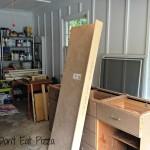 Garage Workshop Progress