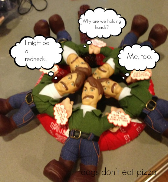 You Might Be a Redneck Wreath - thediybungalow.com