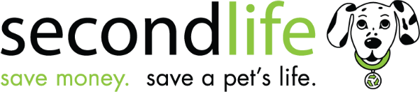 Second Life Thrift Store Logo