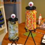 How to Make Halloween (or Any Holiday) Candy Jars