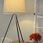How to Make a Tripod Lamp