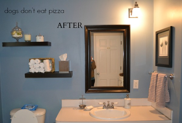 after with shelves - Dogs Don't Eat Pizza