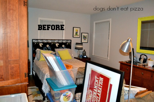 Guest Room Redo - thediybungalow.com