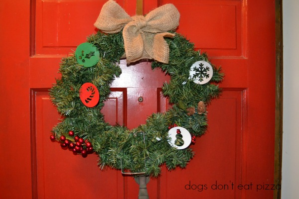 wreath for a chef - Dogs Don't Eat Pizza