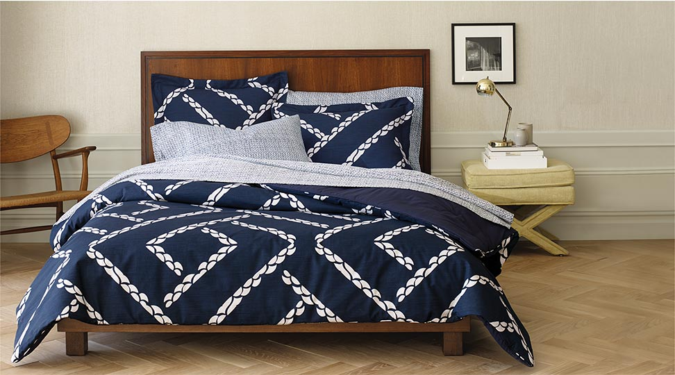 Nate-Berkus-bedding - Bed-&-Breakfast - Target-Wedding