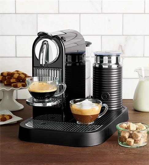 Nespresso - Bed-&-Breakfast - Target Wedding