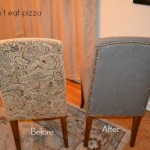 How to Reupholster Parsons Chairs