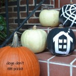 Easy Painted Pumpkins