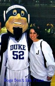 Thirty Days of Gratitude Day 25 - Duke basketball, Dear Husband, and the best engagement story ever - thediybungalow.com
