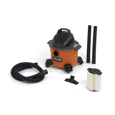 RIDGID wet dry vac - five tools I can't DIY without - thediybungalow.com
