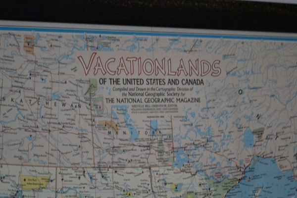 Vacationlands map close up - guest room - Dogs Don't Eat Pizza