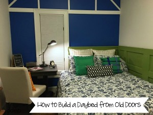 how to build a daybed - Dogs Don't Eat Pizza