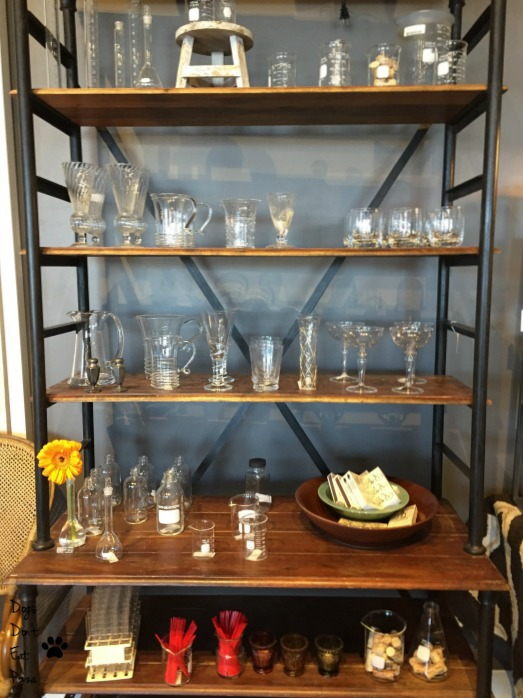 Upcycled bar items - thediybungalow.com