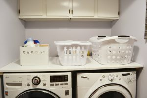 Five things every laundry room needs (Friday Five) - thediybungalow.com