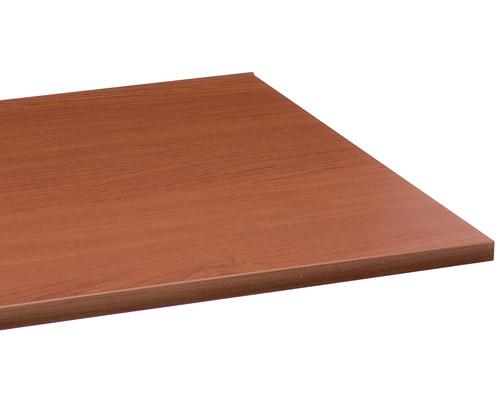 cherry wood desktop