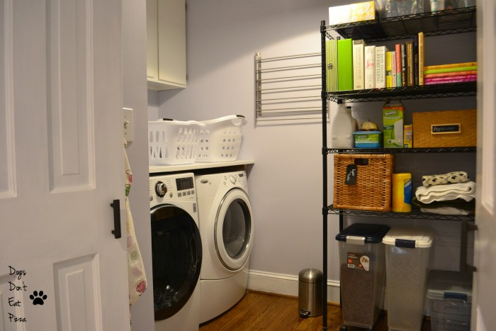 Laundry Room - Home Tour - thediybungalow.com
