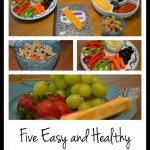The Friday Five: Five Back to School Snack Ideas