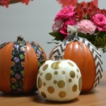Five Ways to Decorate Craft Store Pumpkins