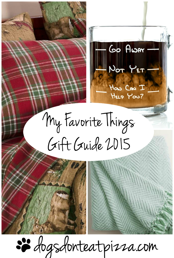 I'm making your gift-giving easier: My Favorite Things - Gift Guide - thediybungalow.com